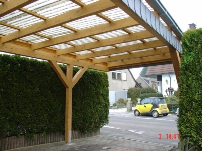 carports carports holzbau hollweg holzbau mit pfiff darius hollweg balkone terassen. Black Bedroom Furniture Sets. Home Design Ideas